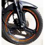 Vinil Adhesivo Reflextivo Con Diseños Especiales Para Motos,