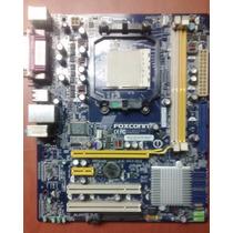 Tarjeta Madre Foxconn M61pmv Amd Ddr2 Usada