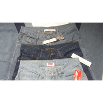 Calças Jeans Masculina Tradicional Ellus/ Levis/ Ck E Outras