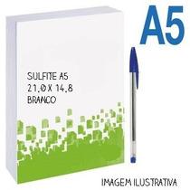 10.000 Folhas D Papel Sulfite A5 75gr 14,8x21 Cm Super Preço