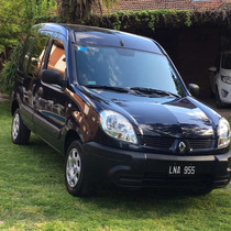 Renault Kangoo 1.5 Dci Impecable Aa Dh Asientos Centralizado