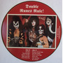 Kiss -double Rune Rules--lp Picture Disc