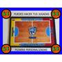 Pizarra De Entrenador Futbol Sala Campo Basketball Voleibol