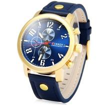 Relógios Curren Vários Modelos Importados Original