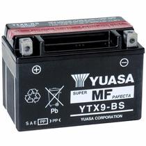 Bateria Yuasa Ytx9-bs Kawasaki Ninja 250 - Shadow 600