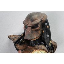 Predador - Busto Predador - Decoração Predador