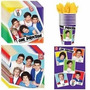 One Direction Manteleria, Cotillon Original Importada