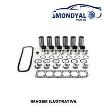 Kit Retifica Motor Peugeot 206 207 Hoggar 1.4 8v Tu3jp