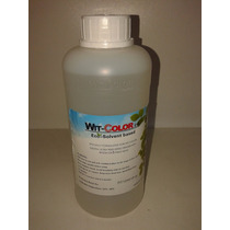 Eco Solvente Wit Color