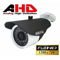 Câmera De Seguranca Infra Ahd M 1.0 Mp Alta Resolução Hd 631