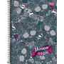 Caderno Universitario Capa Dura 10x1 Monster High Tilibra