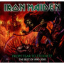 Cd Colección Iron Maiden From Fear To Eternity The Best 2cd