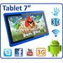 Tablet Swift 7 Pulgadas - Dual Core - Doble Cámara / Tienda