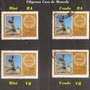 Argentina Filigrana Diario Los Andes 1373 Gj 2064 Mint+usado