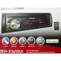 Reproductor Pioneer Original!! Deh-x3650ui