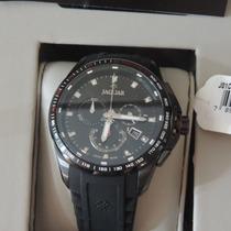 Relógio Jaguar J01cabp01 Suíço Original Preto Vidro Safira