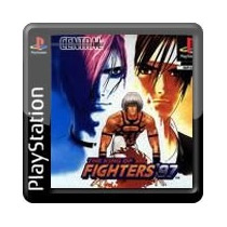 The King Of Fighters 97 Kof Ps1 Classics Para Ps3 Psn