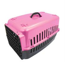 Caixa De Transporte Cachorro Gato Coelho Porquinho Da India