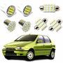Kit Lampada Led Fiat Palio G1 1996 1997 1998 1999 2000