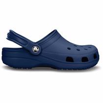 Crocs Hombre Clasic Clasicas Azules Originales
