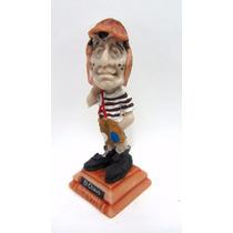 Figura El Chavo Chespirito Con Base Ideal Adorno Colecionar
