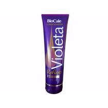 Violeta Condicionador Matizador Reflexo 240ml, Biocale