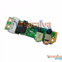 Placa Áudio Som Toshiba Sti Is-1522 Séries 25-05533-00