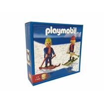 Playmobil 3505 Esquiadores Mejor Precio!!
