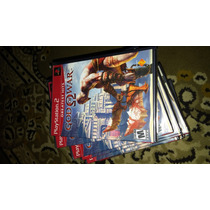 God Of War Original Lacrado -ps2 Raridade