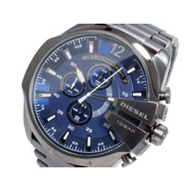 Relógio Masculino Diesel Original Grafite Dz4329/1an De Luxo