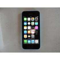Iphone 5c 8gb Azul Movistar