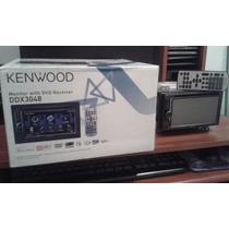 Reproductor Dvd Con Pantalla Kenwood Ddx3048 + Control