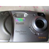 Maquina Fotográfica Kodak Easy Share Cx 4200