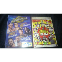 Dvd Wwe 2009 2011 Summer Slam Night Of Champions