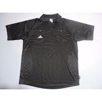 Chomba Sintetica De Arbitro Adidas Talle L Original Excelent