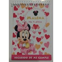 Souvenir - Anotadores Y Cuadernos Personalizados 10x15