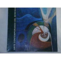 Libro De Arte Contemporaneo Del Senegal 1979