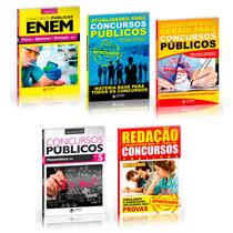 Livros Concursos Públicos Redação Matemática Discovery