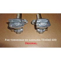 Par Torneira De Combustivel Ténéré 600 Torneira Gasolina