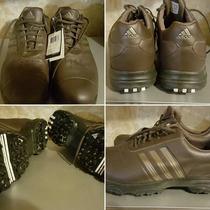 Zapatos De Golf Adidas Para Caballero Talla 10