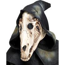 Mascara Calavera De Caballo. Skull Horse. Disfraz Halloween