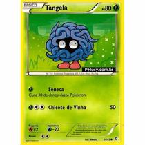 2x Tangela Pokémon Planta Comum 5/149 Bw Fronteiras Cruzadas
