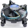 Fan Cooler Cpu Procesador Intel 1155 Base Aluminio   Tienda