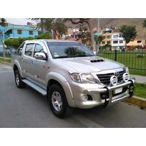 Toyota Hilux 4x4 Turbo Intercooler Sr 1 Kd 2011 Plateado