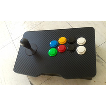 Control Ps4 Pc Wireless Jostick Arcade + Emulador Pc