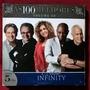 Cd As 100 Melhores - Vol 3 - Coleção Infinity (5 Cd´s)