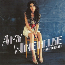 Cd Amy Winehouse - Back To Black (2006) Lacrado