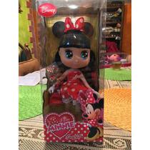 Muñeca I Love Minnie Famosa 30 Cm