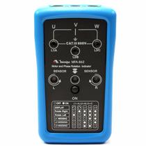 Fasimetro Minipa Mfa-862 Indicador Em Leds Sequencimetro