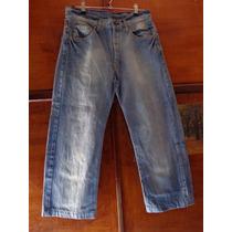 Pantalon Jean Levis Talle W32 L34 Modelo 552